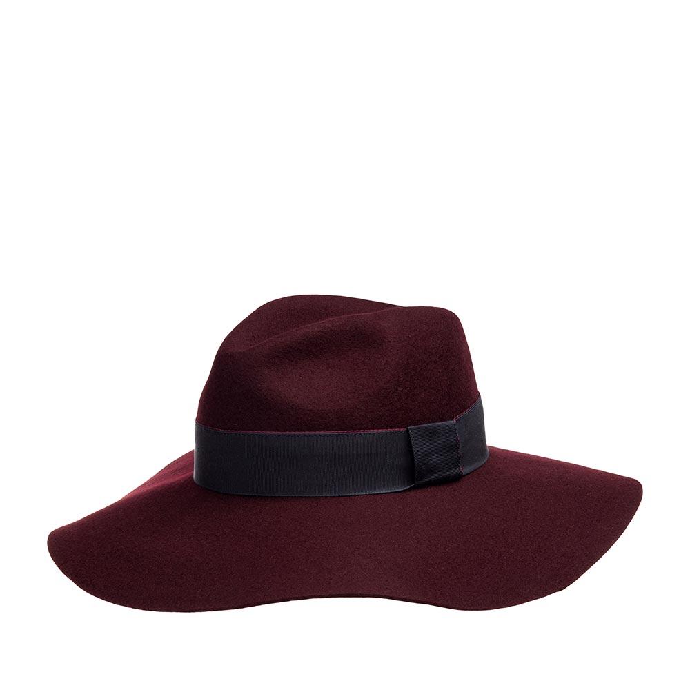 Шляпа CHRISTYS арт. FAVERSHAM cso100271 (бордовый)