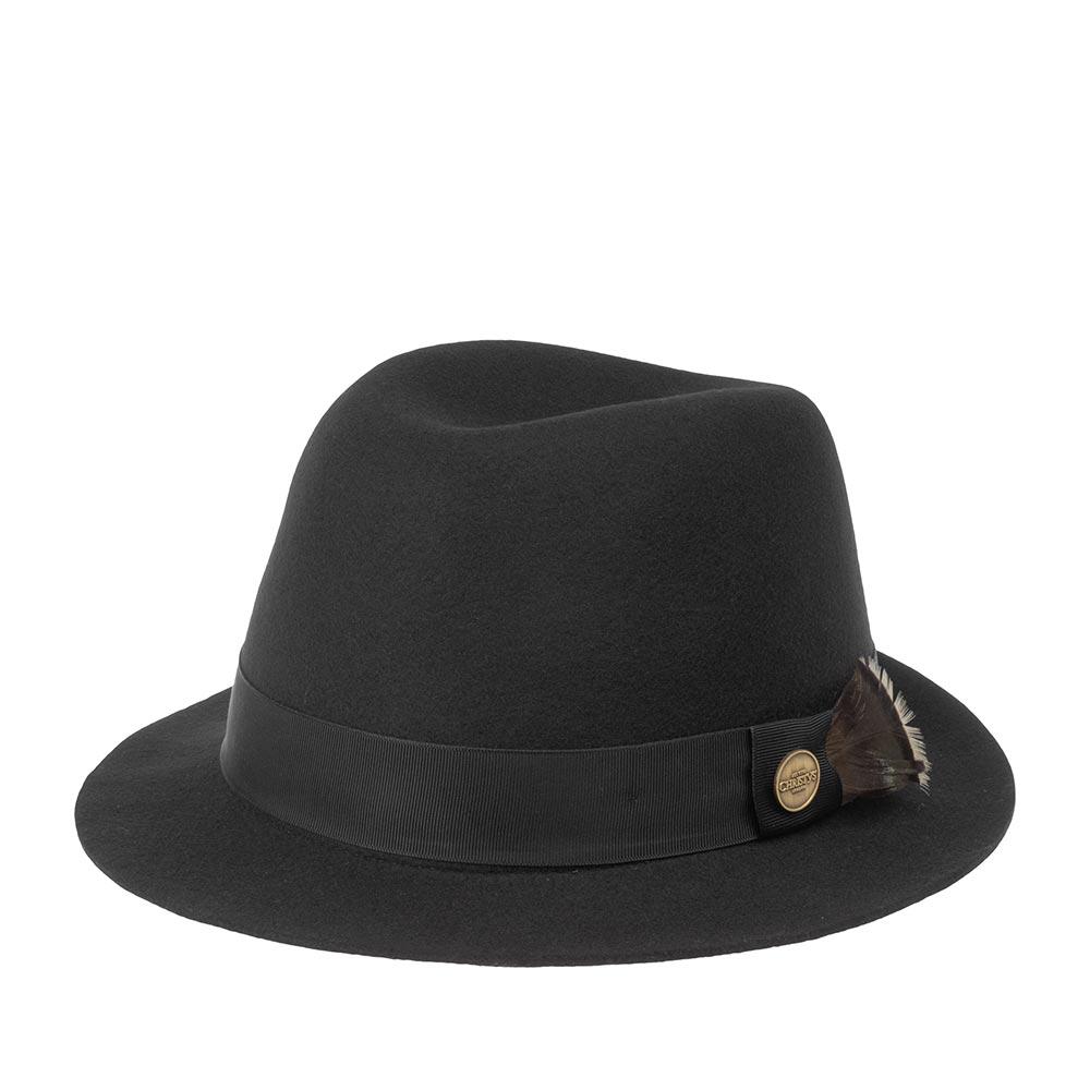 Шляпа CHRISTYS арт. WYCHWOOD cwf100234 (темно-серый)