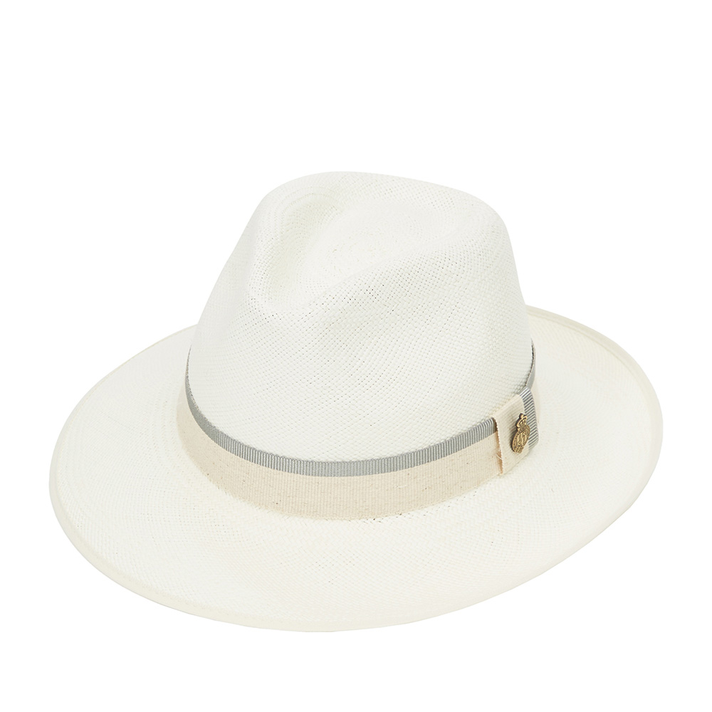 Шляпа CHRISTYS арт. CLASSIC DOWN BRIM cpn100521 (белый)
