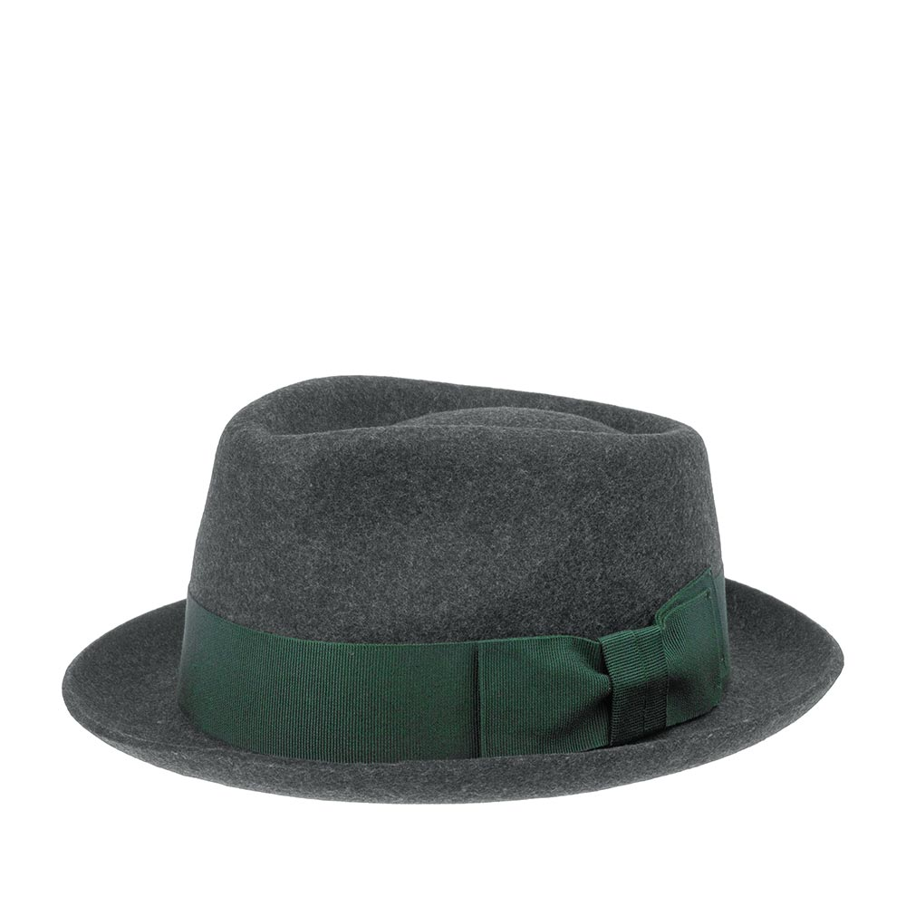 Шляпа CHRISTYS арт. WHITSTABLE cwf100118 (темно-серый)