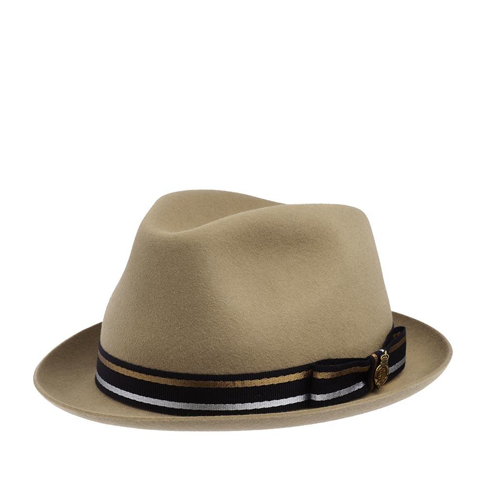 Шляпа CHRISTYS арт. CHELSEA cso100303 (песочный)