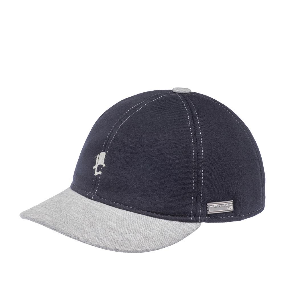 Бейсболка HERMAN арт. CONQUEST SWEAT (темно-синий)