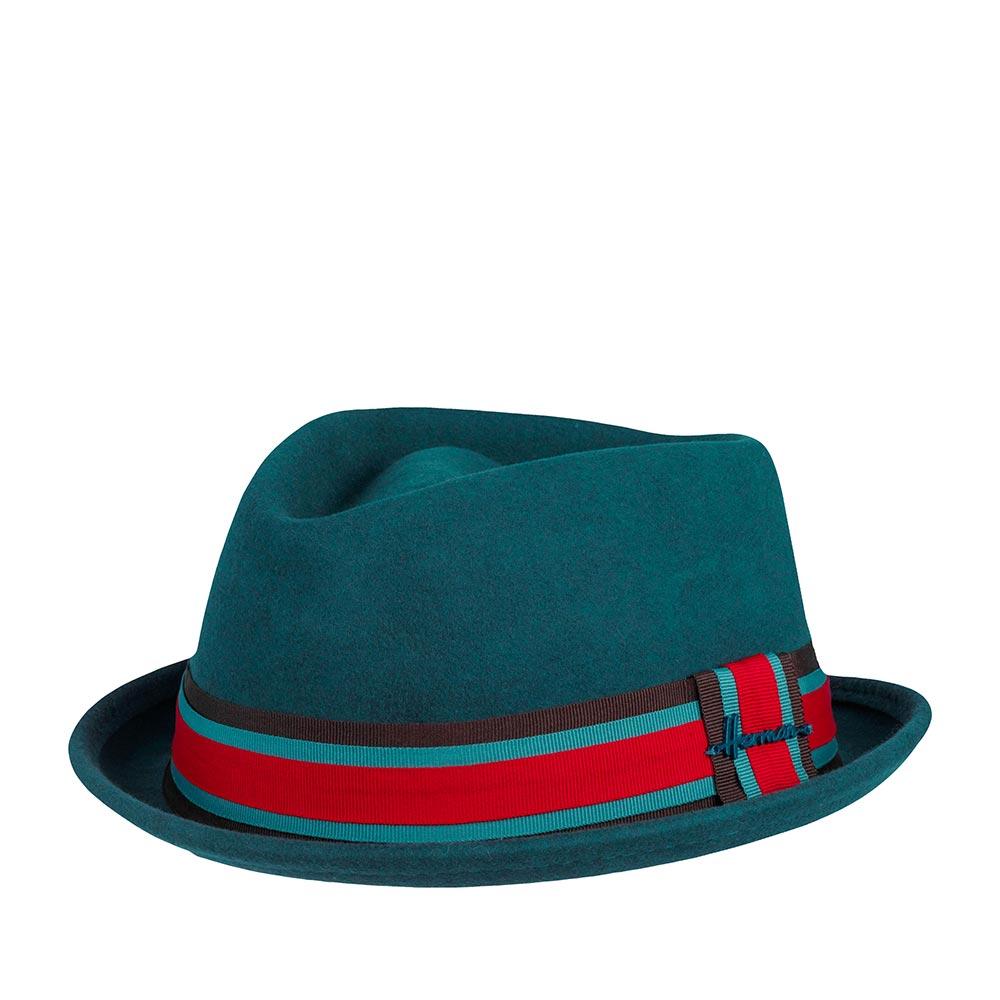 Шляпа HERMAN арт. DON CASH (синий)