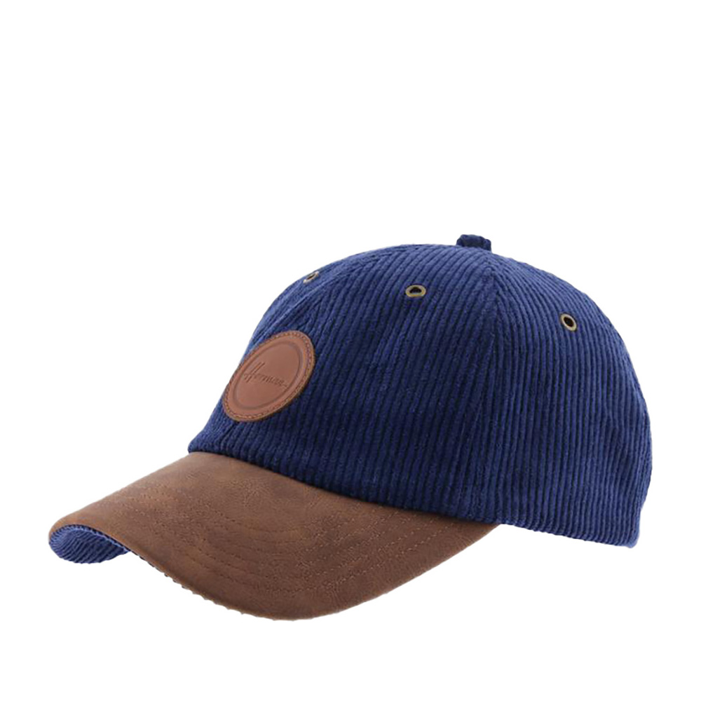 Бейсболка HERMAN арт. CONQUEST 001 (синий)