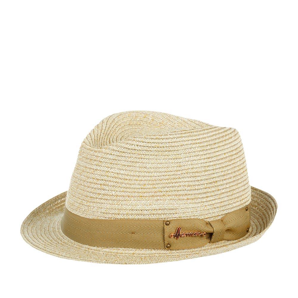 Шляпа HERMAN арт. DON FARMER (бежевый)