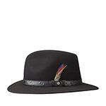 Шляпа STETSON арт. 2528102 PITMAN (черный)