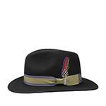Шляпа STETSON арт. 2528105 TRAVELLER (черный)