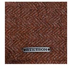 Кепка STETSON арт. 6380502 BELFAST WOOLRICH (бордовый)
