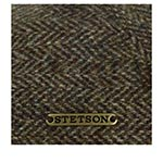 Кепка STETSON арт. 6380502 BELFAST WOOLRICH (светло-коричневый)