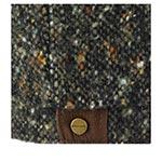 Кепка STETSON арт. 6840606 HATTERAS DONEGAL EF (оливковый / черный)