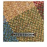 Кепка STETSON арт. 6210305 KENT LAMB (коричневый / синий)