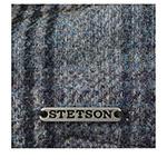 Кепка STETSON арт. 6840306 HATTERAS (серый / голубой)