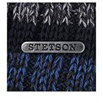 Шапка STETSON арт. 8599313 STRIPED CUFF (темно-синий)