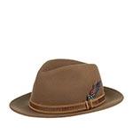 Шляпа STETSON арт. 2528101 MARLON (светло-коричневый)