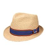 Шляпа STETSON арт. 1238513 TRILBY RAFFIA (темно-бежевый)