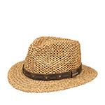 Шляпа STETSON арт. 2498503 TRAVELLER NATURAL STRAW (бежевый) {67}
