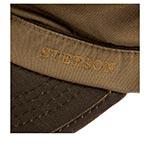 Кепка STETSON арт. 7491101 ARMY CAP COTTON (коричневый)