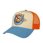 Бейсболка STETSON арт. 7751129 TRUCKER CAP WESTERN (синий)