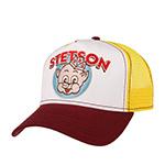 Бейсболка STETSON арт. 7751135 TRUCKER CAP BBQ (белый / желтый)