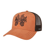 Бейсболка STETSON арт. 7756102 TRUCKER CAP FOX (коричневый) {66}