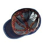 Бейсболка STETSON арт. 7791106 BASEBALL CAP DENIM (синий)