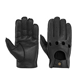 Перчатки STETSON арт. 9497906 GLOVES DEER NAPPA (черный)