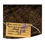 Кепка STETSON арт. 6640501 6-PANEL HARRIS TWEED (коричневый)