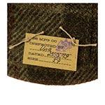 Кепка STETSON арт. 6840318 HATTERAS VIRGIN (коричневый / оливковый)
