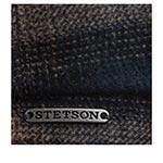 Кепка STETSON арт. 6840323 HATTERAS VIRGIN (синий / бежевый)