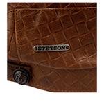 Кепка STETSON арт. 6297502 RIDERS EMBOSSED (коричневый)