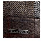 Кепка STETSON арт. 6620902 DUCK PATCHWORK (коричневый)