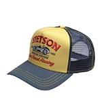 Бейсболка STETSON арт. 7751154 DIRT TRACK RACING (синий / желтый)