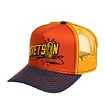 Бейсболка STETSON арт. 7751167 TRUCKER CAP CONNECTING (оранжевый)