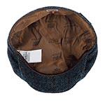 Кепка STETSON арт. 6640508 6 PANEL CAP HARRIS TWEED (темно-синий)