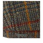 Кепка STETSON арт. 6840328 HATTERAS EF WOOL (коричневый)