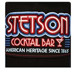 Бейсболка STETSON арт. 7751173 TRUCKER COCKTAIL BAR (черный)