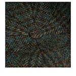 Кепка STETSON арт. 6840511 HATTERAS HARRIS TWEED (синий / зеленый)