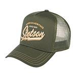 Бейсболка STETSON арт. 7751171 TRUCKER CAP AMERICAN HERITAGE CLASSIC (оливковый)
