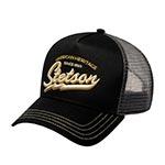 Бейсболка STETSON арт. 7751171 TRUCKER CAP AMERICAN HERITAGE CLASSIC (черный)
