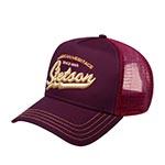 Бейсболка STETSON арт. 7751171 TRUCKER CAP AMERICAN HERITAGE CLASSIC (оранжевый)