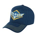 Бейсболка STETSON арт. 7721109 BASEBALL CAP EAGLE (темно-синий)