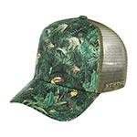 Бейсболка STETSON арт. 7781909 BASEBALL CAP COTTON (зеленый)