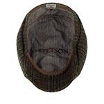 Кепка STETSON арт. 6840511 HATTERAS HARRIS TWEED (коричневый)