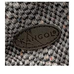 Кепка KANGOL арт. 0264KG Herringbone 504 (черный)