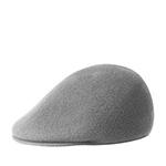 Кепка KANGOL арт. K0875FA Seamless Wool 507 (светло-серый)
