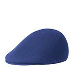 Кепка KANGOL арт. K0875FA Seamless Wool 507  (синий) {ultramarine}