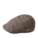 Кепка KANGOL арт. K1221CO Herringbone 507 (коричневый) {brown}