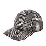 Бейсболка KANGOL арт. K5143HT Pattern Flexfit Baseball (черный)