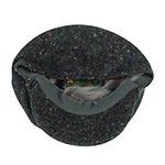 Кепка HANNA HATS арт. JP Tweed JP2 (серый / коричневый)