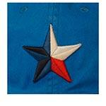 Бейсболка AMERICAN NEEDLE арт. 36670A-TX Texas New Raglan (синий)